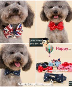 Junie House chuyên cung cấp trang phục cosplay cho chó mèo như áo Adidacog có mũ, hiệp sĩ cao bồi, trang phục Superman, Cướp biển, vòng cổ nơ cho chó mèo... Hotline 0901 18 46 48