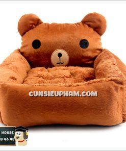 Junie House chuyên cung cấp quần áo, phụ kiện cho thú cưng: Trang phục superman, cướp biển, minions, nệm hình gấu cho chó mèo | 0901.18.46.48