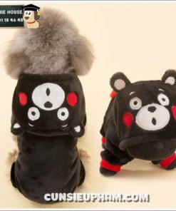 Junie House chuyên cung cấp quần áo cho chó, quần áo chó mèo, đồ chơi cho chó mèo, phụ kiện cho chó mèo, áo gấu Kumamon cho chó mèo... Hotline 0901 18 46 48