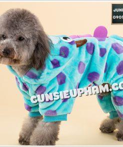 Junie House chuyên cung cấp quần áo cho chó, quần áo chó mèo, đồ chơi cho chó mèo, phụ kiện cho chó mèo, áo cosplay khủng long cho chó mèo... Hotline 0901 18 46 48