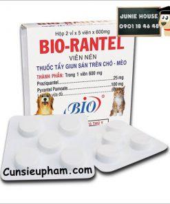Junie House chuyên cung cấp quần áo cho chó, quần áo chó mèo, đồ chơi cho chó mèo, thuốc tẩy giun sán cho chó mèo Bio Rantel... Hotline 0901 18 46 48