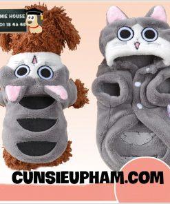 Junie House chuyên cung cấp quần áo cho chó, quần áo chó mèo, áo mèo chii dành cho chó mèo... Hotline 0901 18 46 48