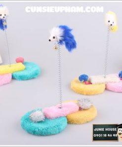 Junie House chuyên cung cấp quần áo cho chó, quần áo chó mèo, đồ chơi cho chó mèo, cây chuột lục lạc cho mèo... Hotline 0901 18 46 48