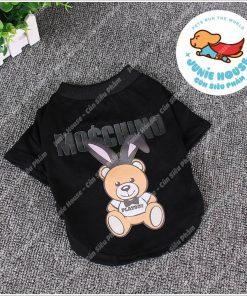 Junie House chuyên cung cấp quần áo, phụ kiện cho thú cưng: Trang phục superman, cướp biển, minions, áo Mo$chino đen dành cho chó mèo o | 0901.18.46.48