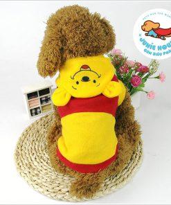 Junie House chuyên cung cấp quần áo, phụ kiện cho thú cưng: Trang phục superman, cướp biển, minions, áo gấu pooh dành cho chó mèo | 0901.18.46.48